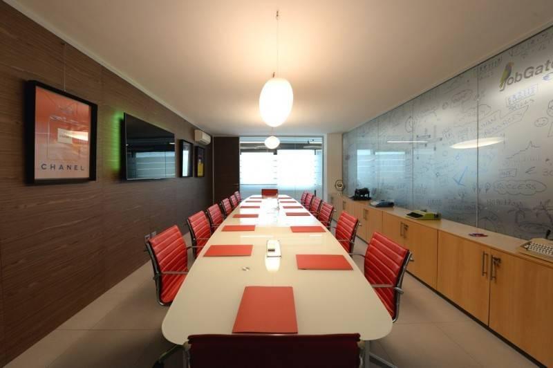 Jobgate aule formazione uffici temporanei coworking for Uffici temporanei