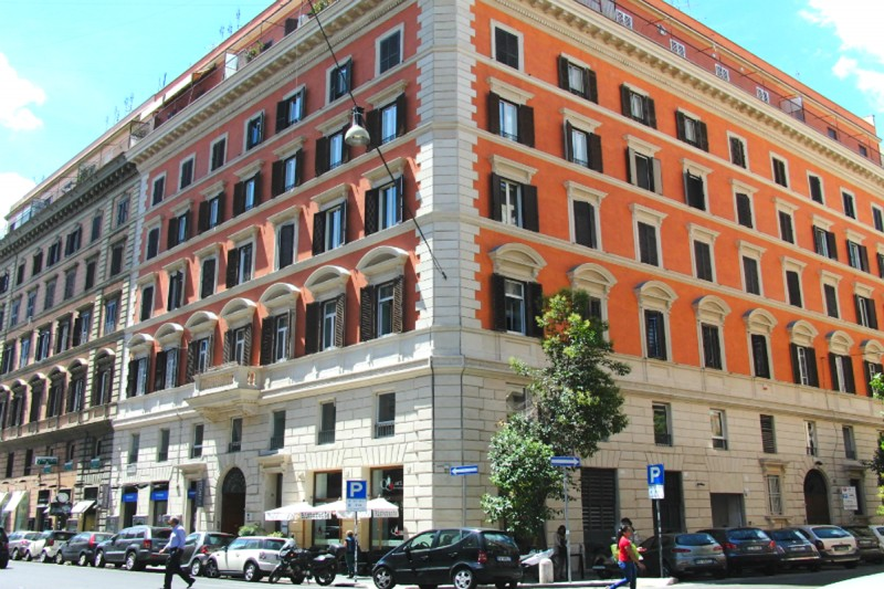 Pick center roma regolo aule formazione sale meeting for Roma business center