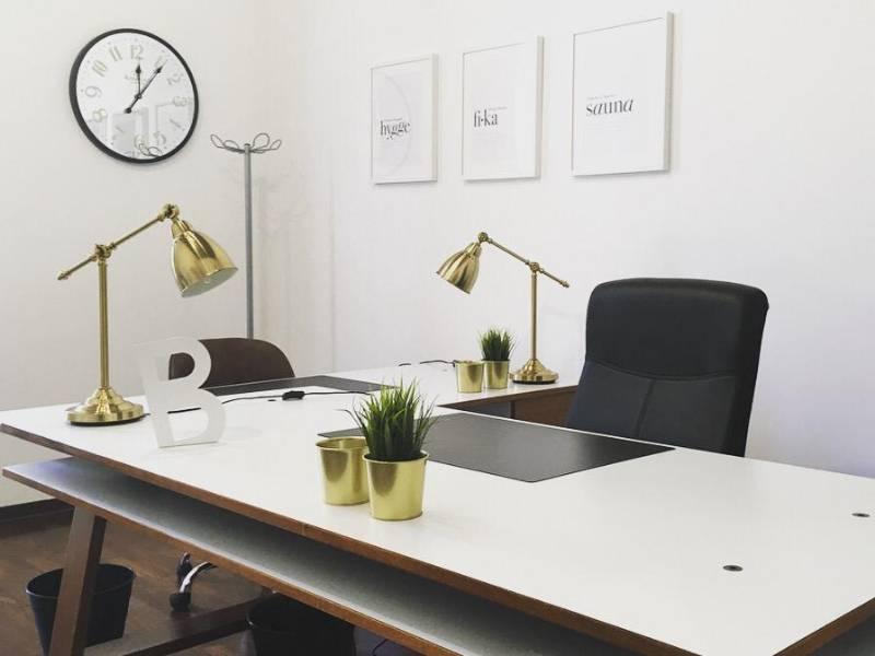 Ufficio in coworking