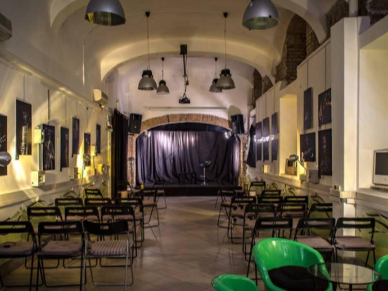 Sala per concerto o conferenza
