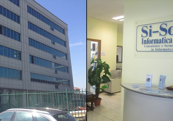 Si-Soft Informatica srl