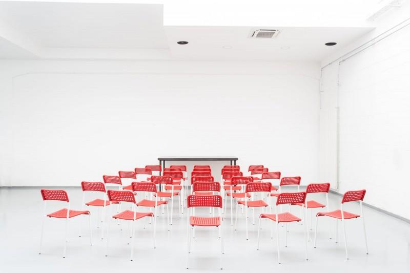 Organizza una presentazione aziendale nel nostro salone eventi