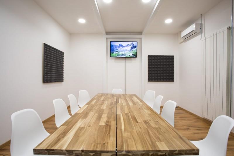 Organizza un corso nella sala riunioni di MonzaHub