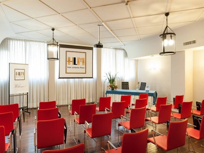 super popular e4cff d3c62 Hotel Lombardia Milano Aule formazione, Sale meeting, Sale ...