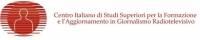 Centro di  formazione CENTRO ITALIANO DI STUDI SUPERIORI PER LA FORMAZIONE E L'AGGIORNAMENTO IN GIORNALISMO RADIOTELEVISIVO